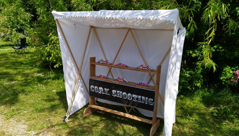 Cork Shooting Stall Hire
