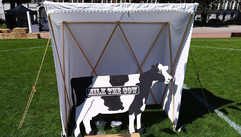 Milk the Cow Game hire